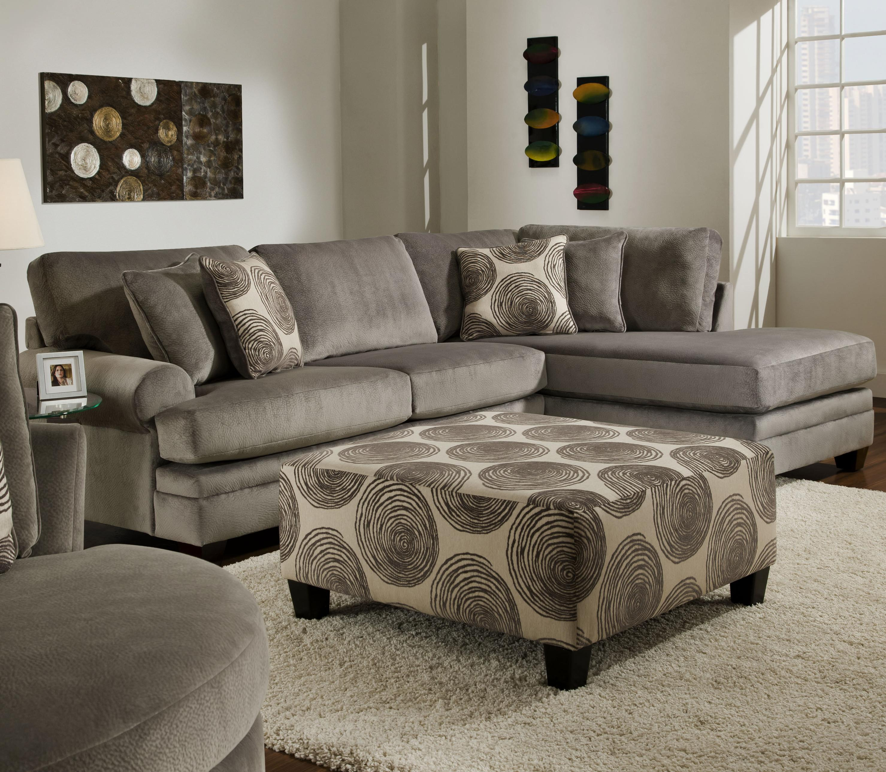 8642 Sectional by Albany at Furniture Fair - North Carolina