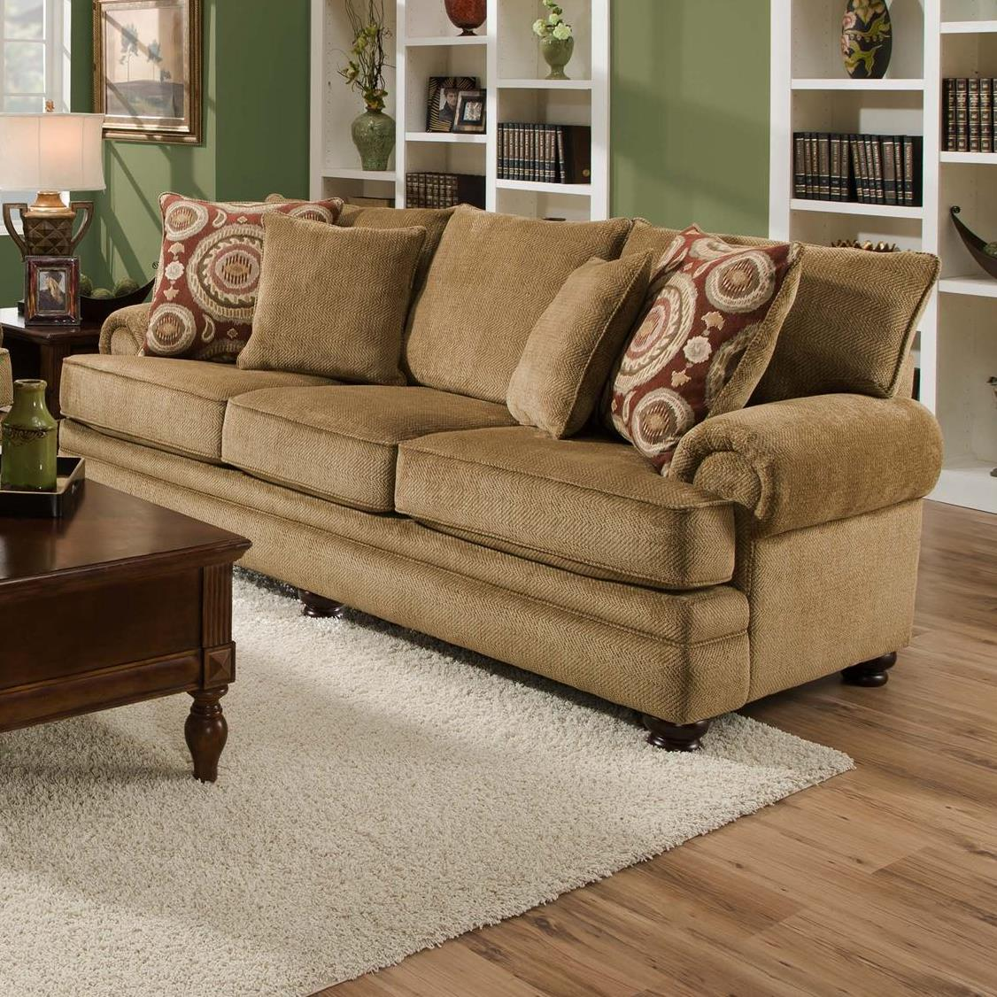 Albany 8645 Sofa - Item Number: 8645-00-GENS-29620