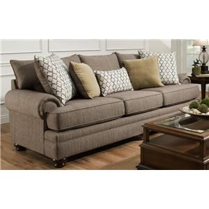 Albany Essence Pewter Sofa