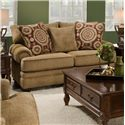 Albany 8645 Loveseat - Item Number: 8645-10-GENS-29620