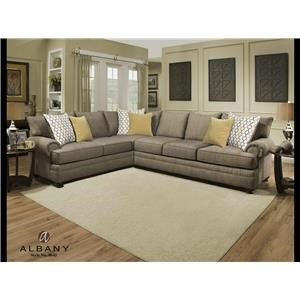 Albany Essence Essence 2 Piece Sectional