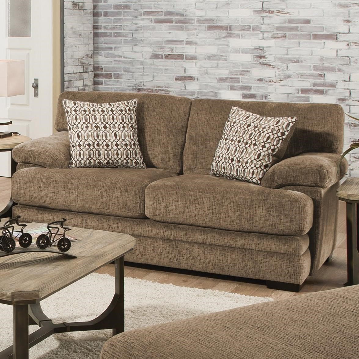 Albany 8662 Loveseat - Item Number: 8662-10-GENS-24718
