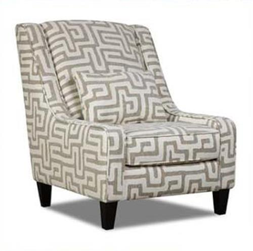 Albany 8686 Accent Chair - Item Number: 186-20-GENS-79514