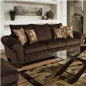 Albany 910 Transitional Sofa - Item Number: 910-00