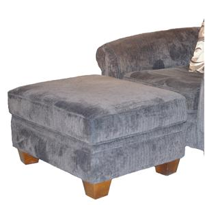 Albany 910 Transitional Ottoman