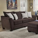 Albany 957 Sofa - Item Number: 0957-00-GENS-17718