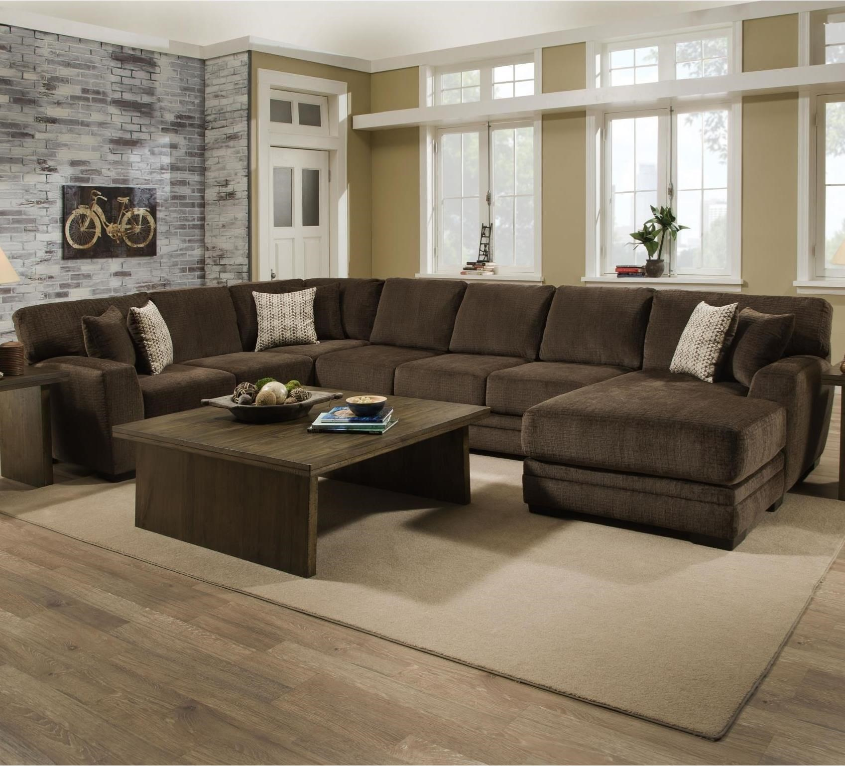 Prime Albany 968 968 3Pc Gens 22518 3 Pc Sectional With Raf Chaise Ibusinesslaw Wood Chair Design Ideas Ibusinesslaworg