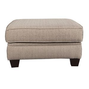 Morris Home Furnishings Johnna Johnna Ottoman