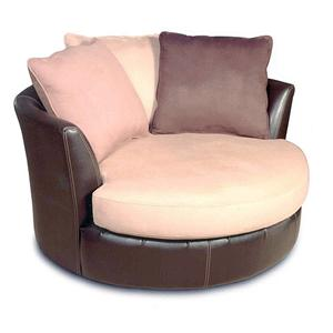 Albany 348 Laredo Swivel Pod Chair
