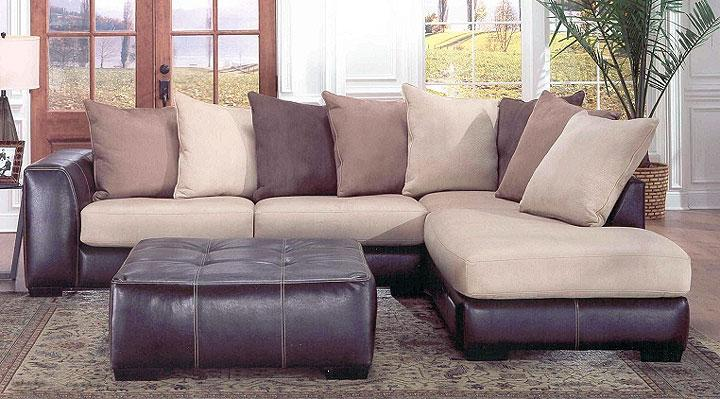albany 348 laredo contemporary 2 piece sectional with raf chaise rh a1furniture com