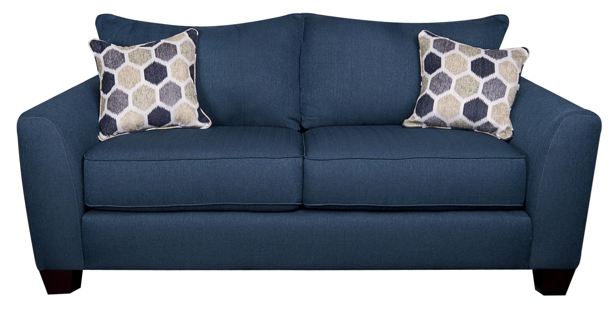 Morris Home Furnishings Remedy Remedy Loveseat - Item Number: 113427697