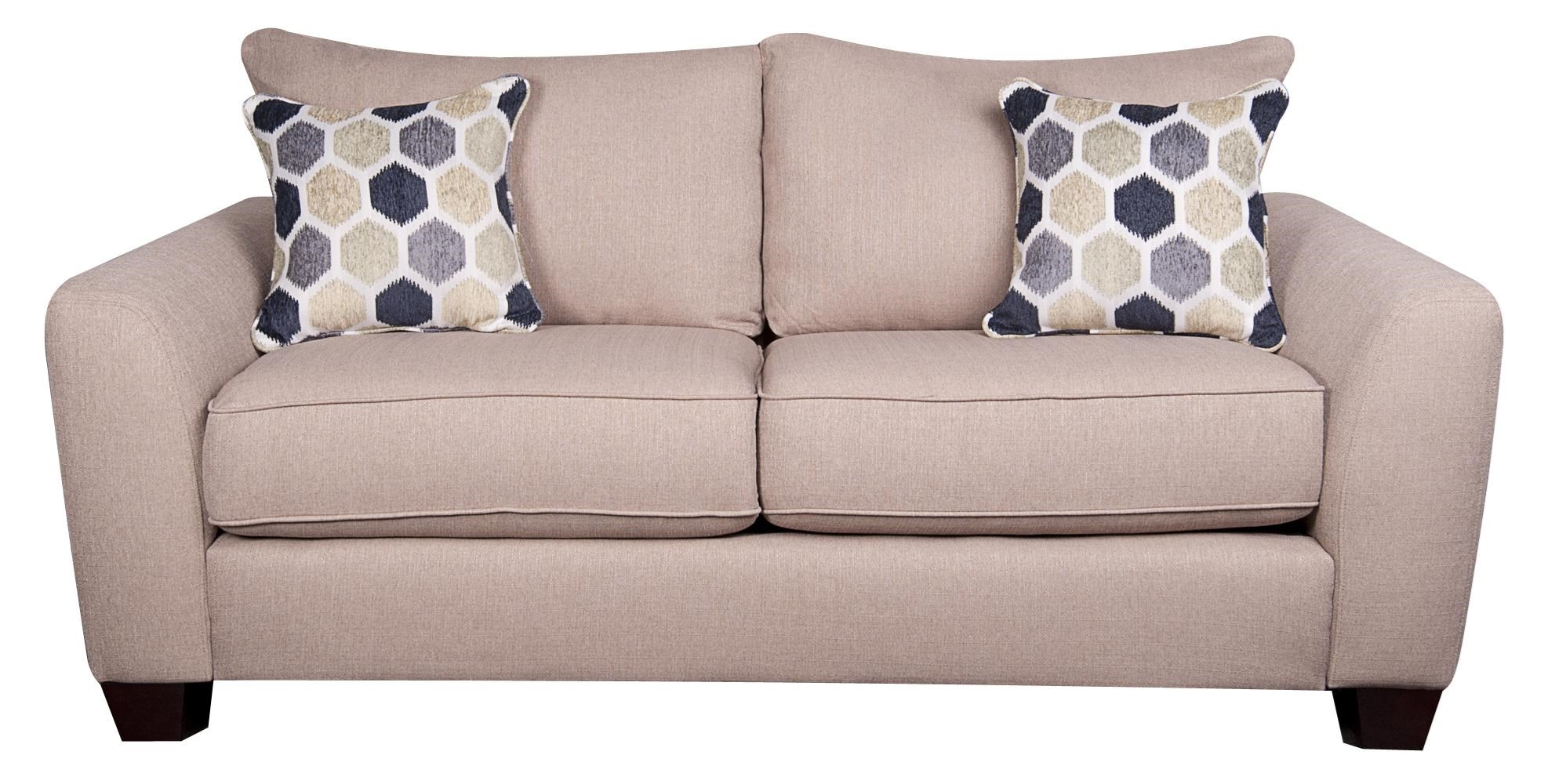 Morris Home Remedy Remedy Loveseat - Item Number: 350733554