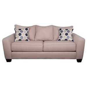 Morris Home Furnishings Remedy Remedy Sofa
