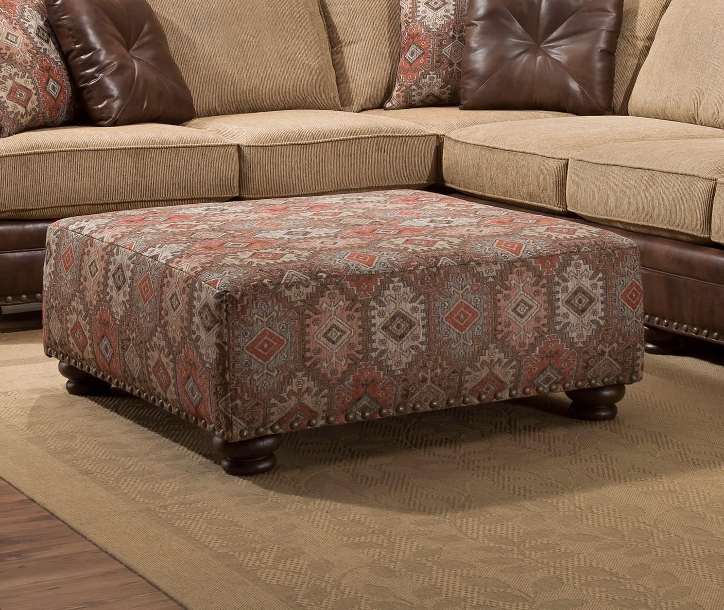 Furniture Furniture Stores In Lake Jackson Texas: Albany Sublime Treasure Texas Canyon Ottoman