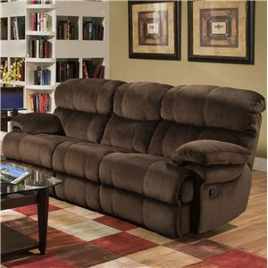 Albany X1800 Casual Power Reclining Sofa