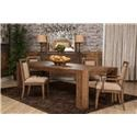 Alco Company Carrollton Rustic Dining Table - Item Number: 300240772