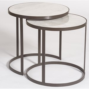 Alder & Tweed Beverley Round Nesting Tables