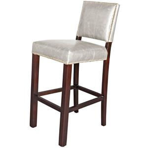 Belfort Leather Weston Weston Bar Stool