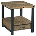 Alexvale Workbench Rectangular Drawer End Table - Item Number: H790915