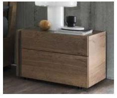 Dado Dice RIGHT NIGHTSTAND by Alf Italia at Stoney Creek Furniture