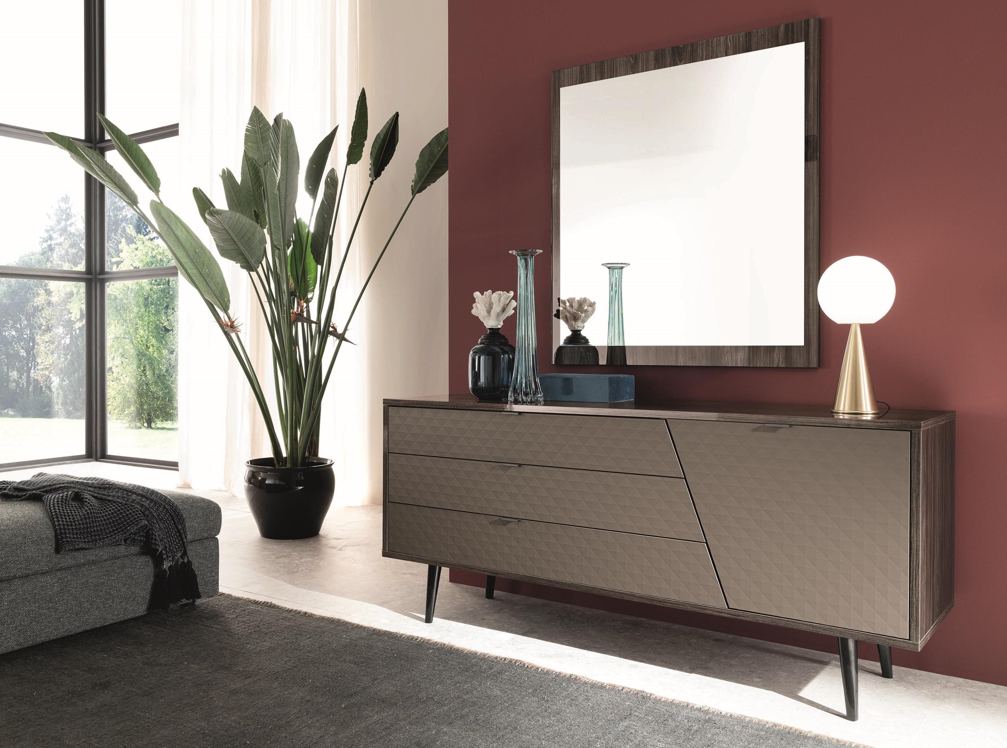 Frida Dresser by Alf Italia at HomeWorld Furniture