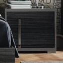 Alf Italia Minerva 2 Drawer Right Nightstand - Item Number: KJMV130KG