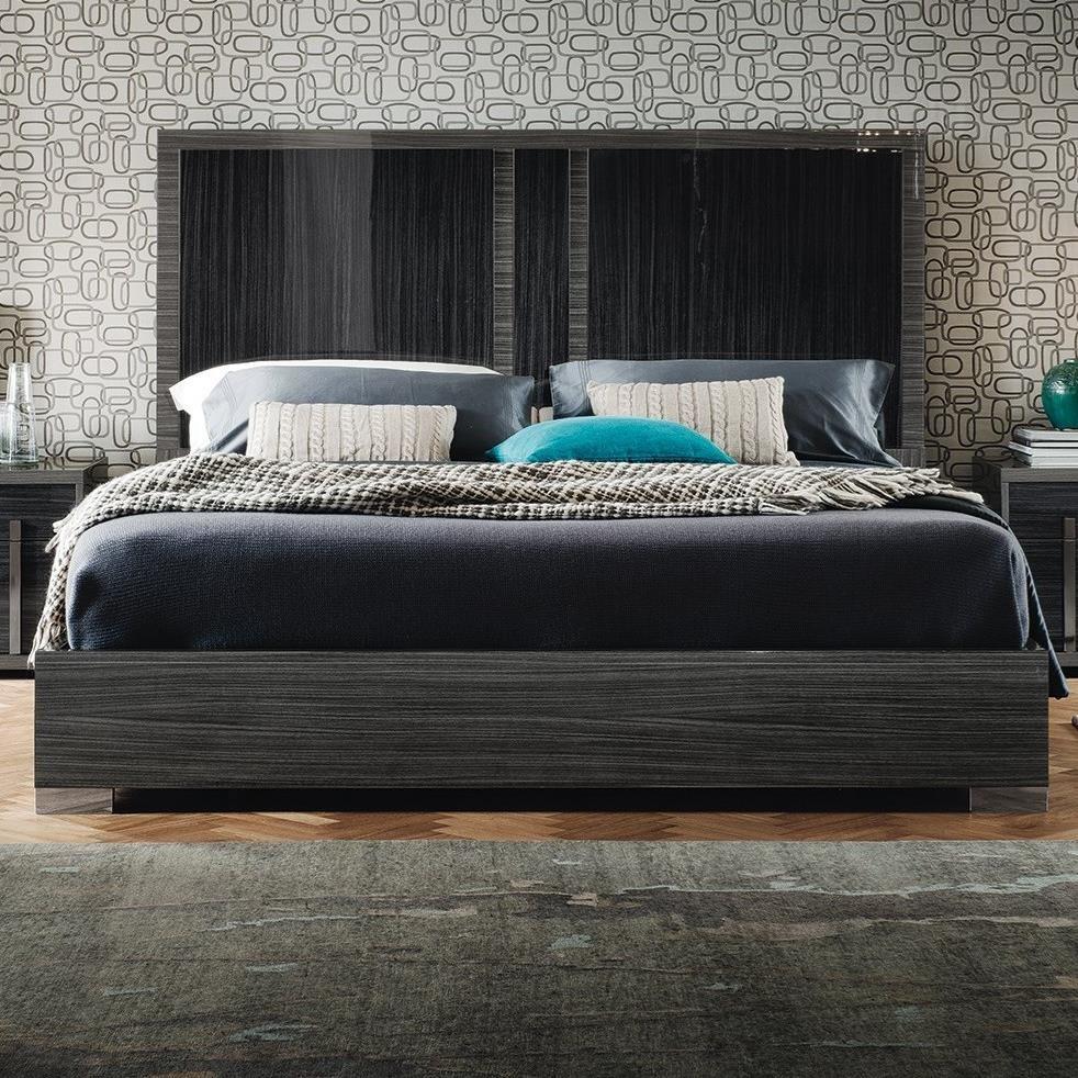 Alf Italia Minerva California King Storage Bed - Item Number: PJMV0285KG