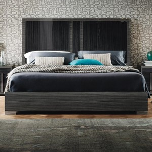 Alf Italia Minerva King Storage Bed
