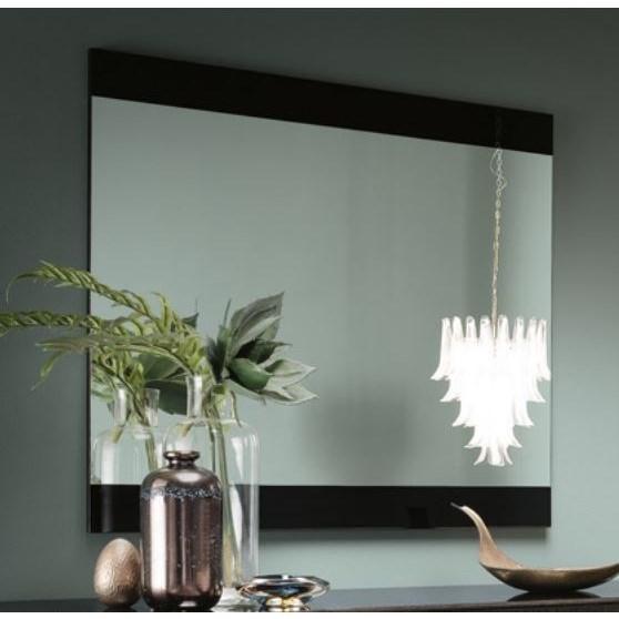 Mont Noir Mirror by Alf Italia at Corner Furniture