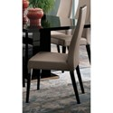 Alf Italia Mont Noir Dining Side Chair - Item Number: KJMT620NE
