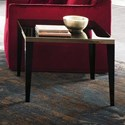 Alf Italia Mont Noir End Table - Item Number: KJMT625NE