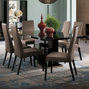 Alf Italia Mont Noir 5 Piece Dining Package