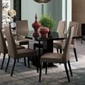 Alf Italia Mont Noir Dining Table - Item Number: PJMT0617