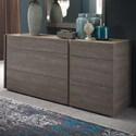 Alf Italia Nizza 6 Drawer Dresser - Item Number: KJNI120