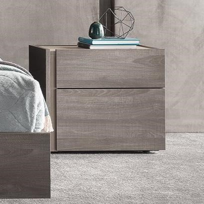 Right 2 Drawer Nightstand
