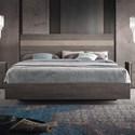 Alf Italia Nizza Queen Bed - Item Number: PJNI0190