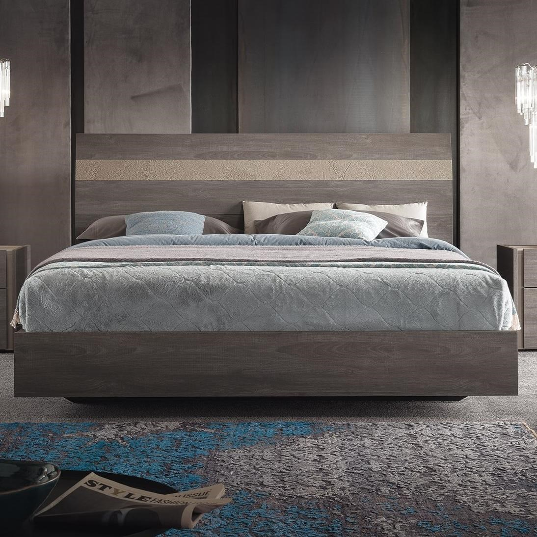 Alf Italia Nizza King Bed - Item Number: PJNI0191