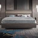 Alf Italia Nizza Cal King Bed - Item Number: PJNI0192