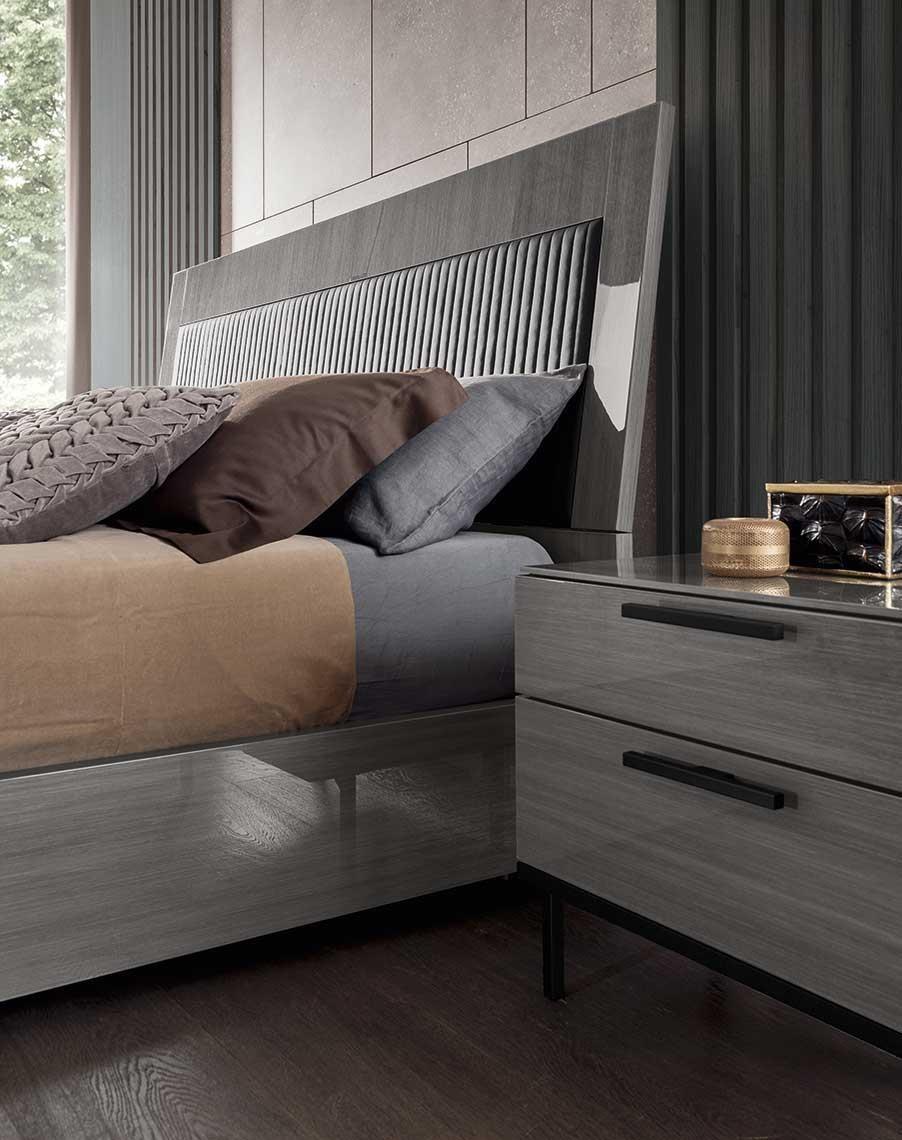 Novecento Nightstand by Alf Italia at HomeWorld Furniture