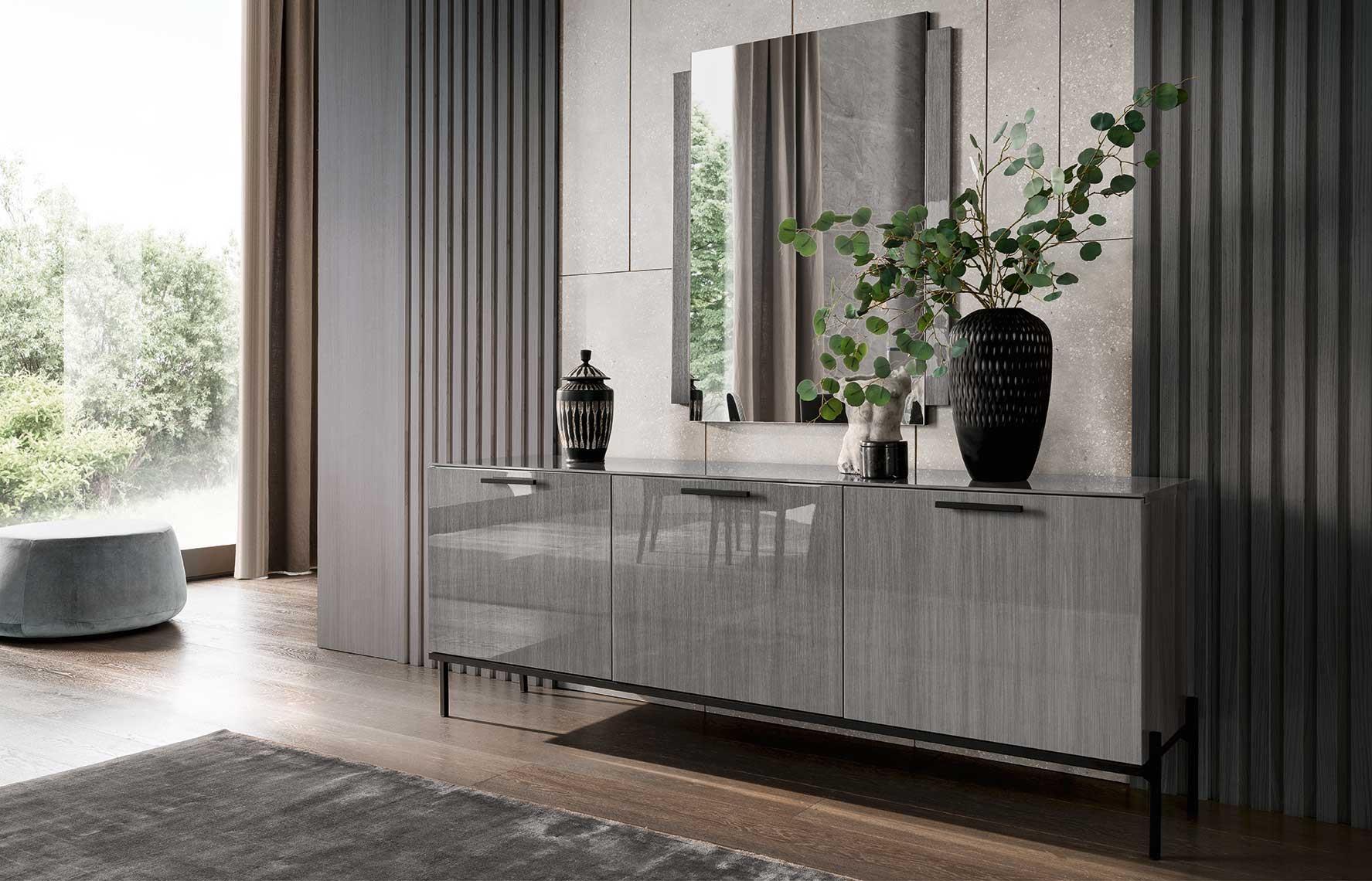 Novecento Buffet by Alf Italia at HomeWorld Furniture