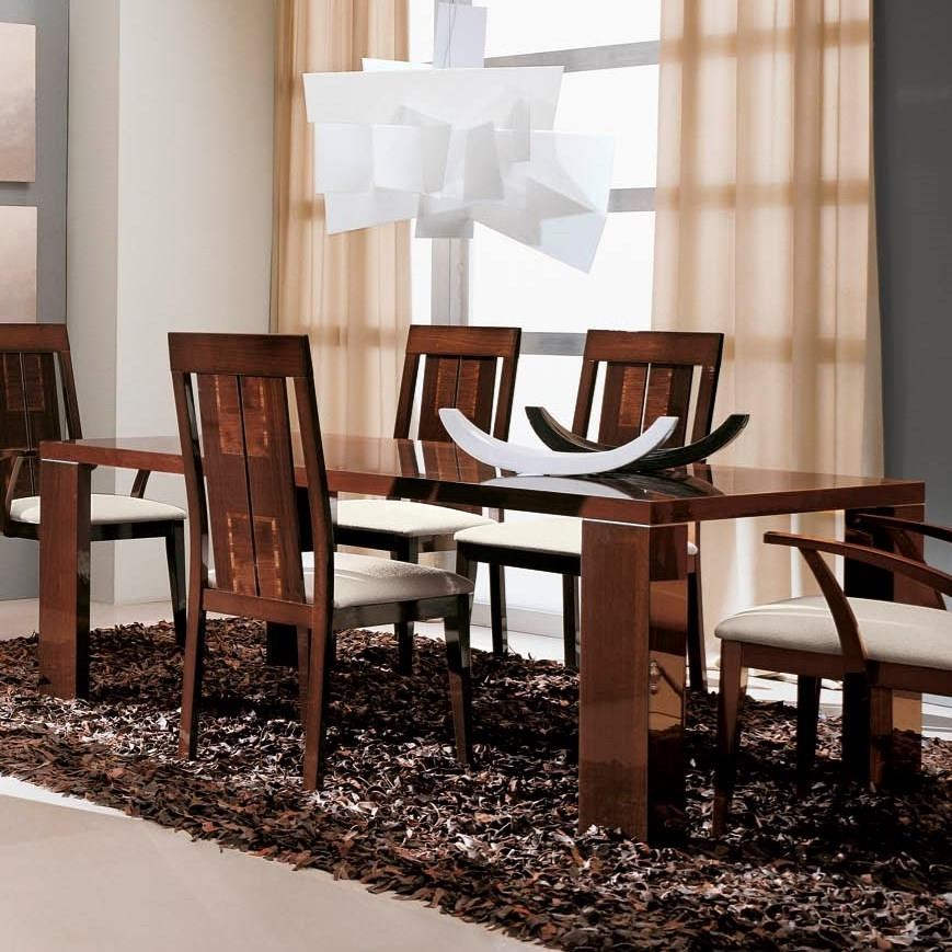Pisa Dining Table by Alf Italia at Stoney Creek Furniture