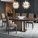 Alf Italia Vega Vega Table and Chair Set - Item Number: PJVG0615+4xKJVG620