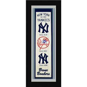 Michigan Arts & Sports MLB New York Yankees Sports Banner