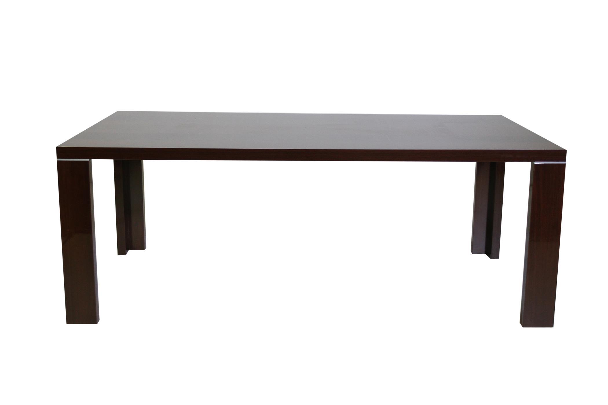 Alf Italia Pisa Dining Table - Item Number: KJPI615CN