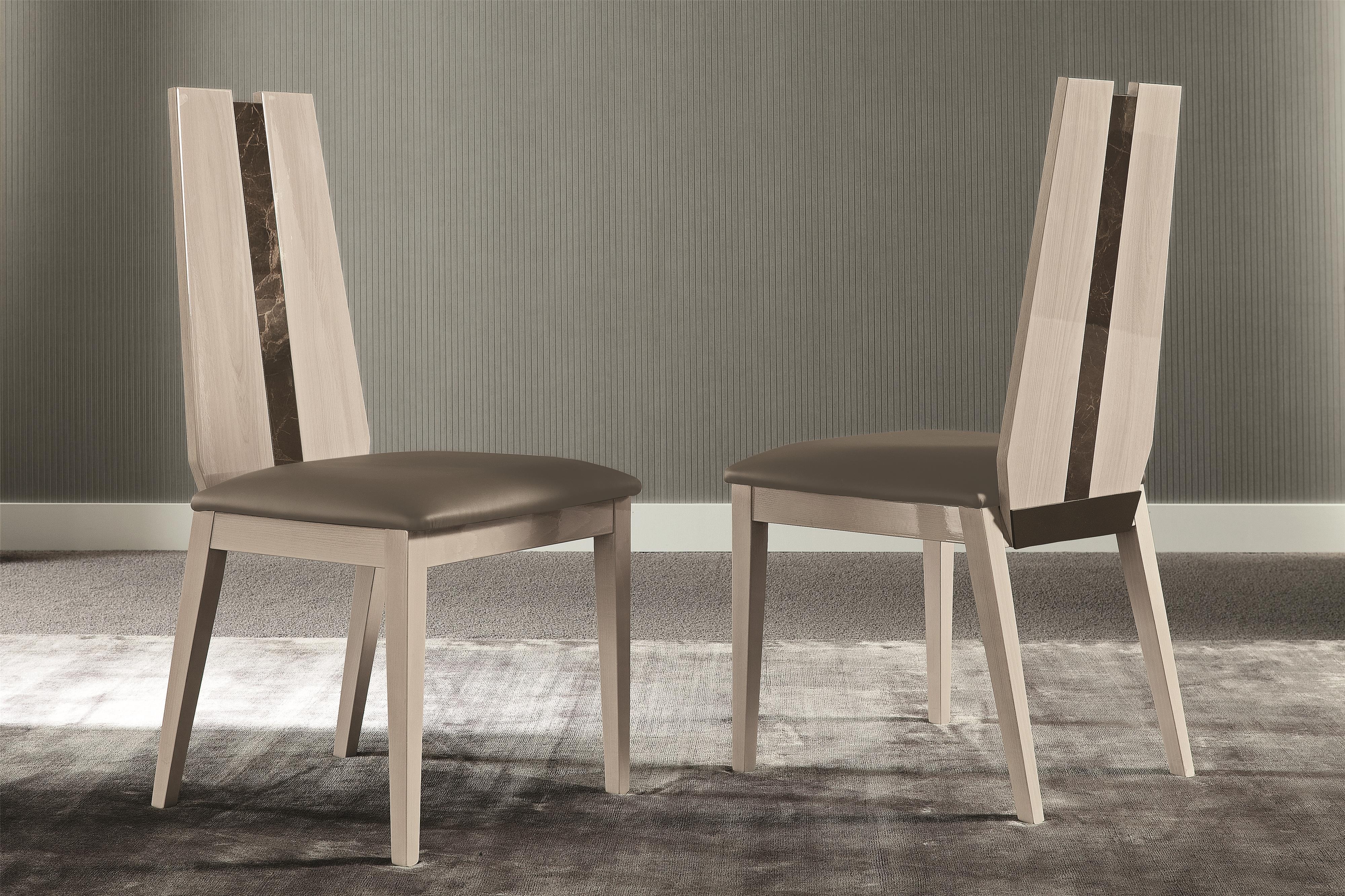 Alf Italia Teodora Dining Side Chair - Item Number: KJTE620 Teodora