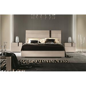Alf Italia Teodora King Bed