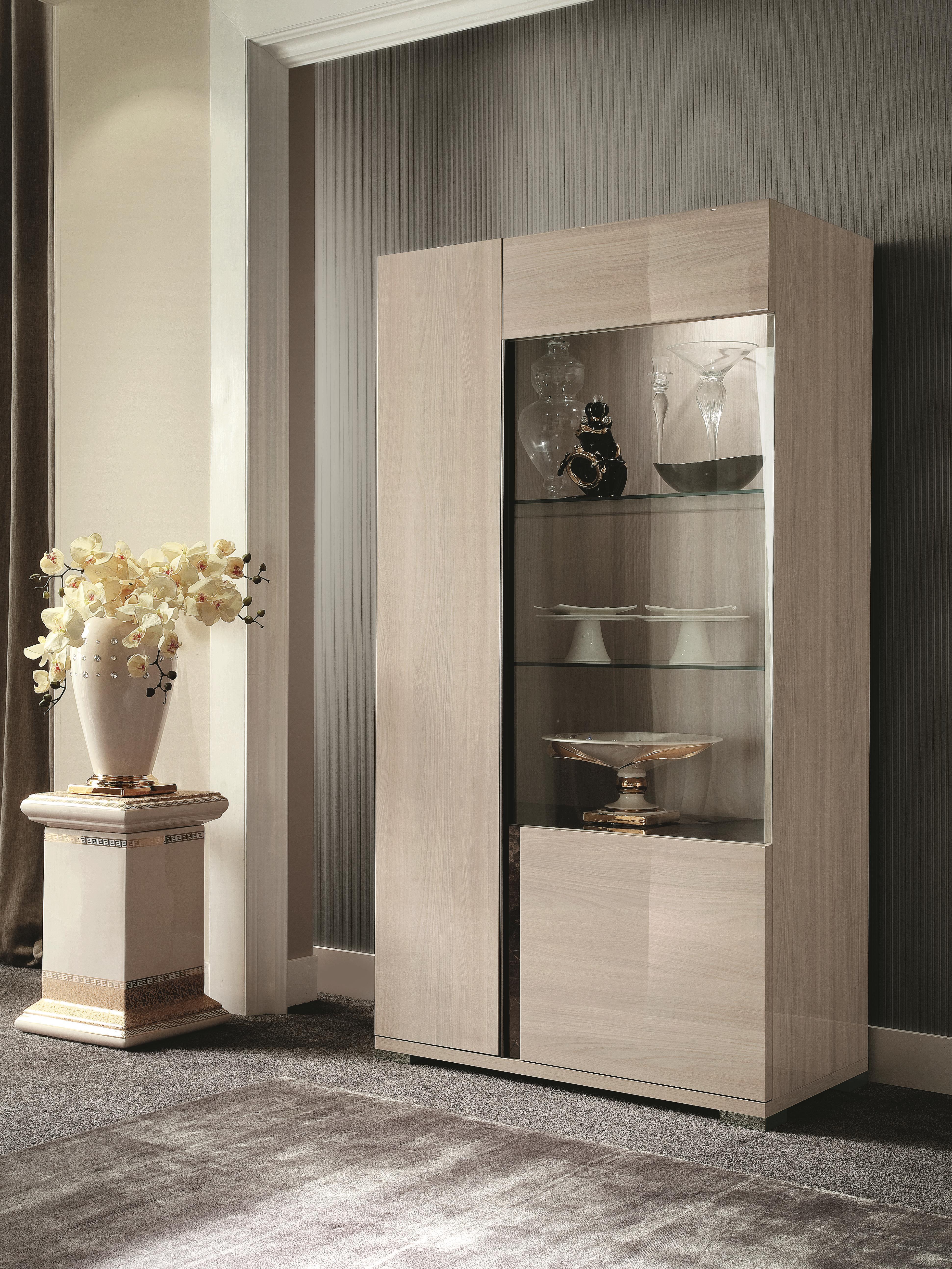 Alf Italia Teodora Curio Cabinet - Item Number: PJTEO600 Teodora