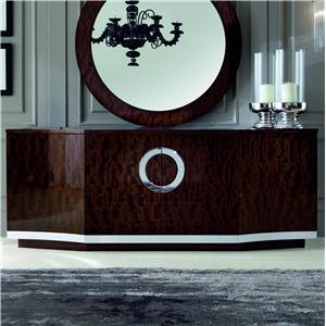 Alf Italia Torino Extendable Dining Table in Modern Furniture ...