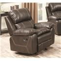 Amalfi Home Furniture Burlington Rocker Recliner - Item Number: 140332925