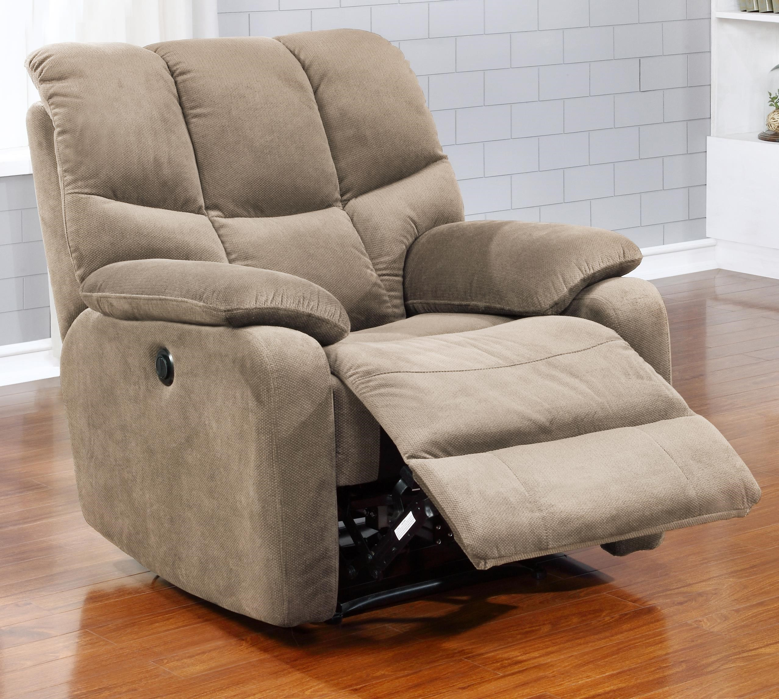 Jerry Power Recliner by Amalfi Home Furniture at Baer's Furniture